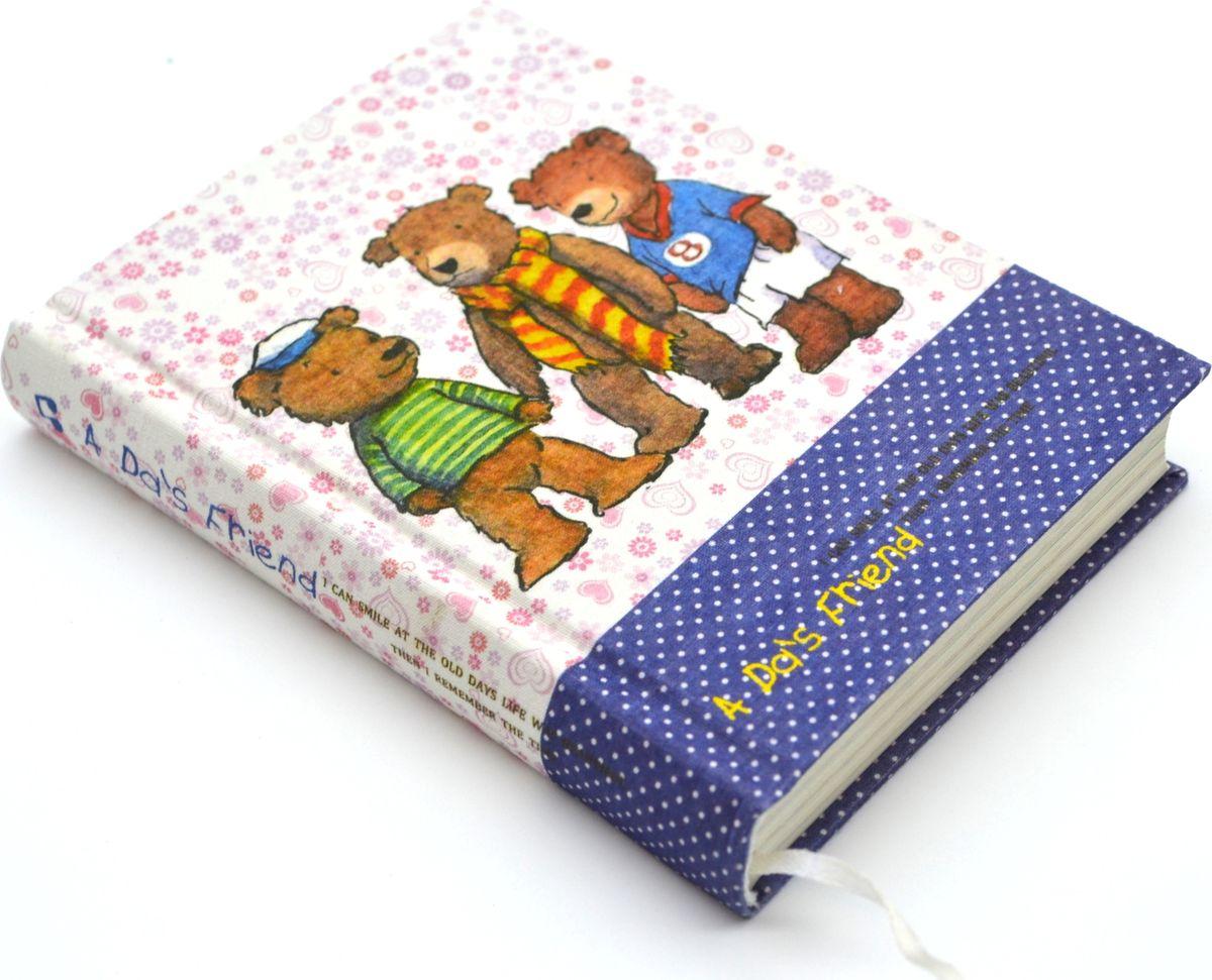 Карамба Блокнот Рисованные картинки 128 листов в линейку 410972523WDБлокнот с текстильной обложкой. Внутри 128 листов с принтом в виде забавных картинок