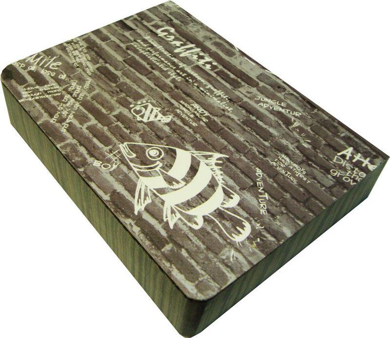 Карамба Блокнот Животные Рыба 200 листов0911241200 листов