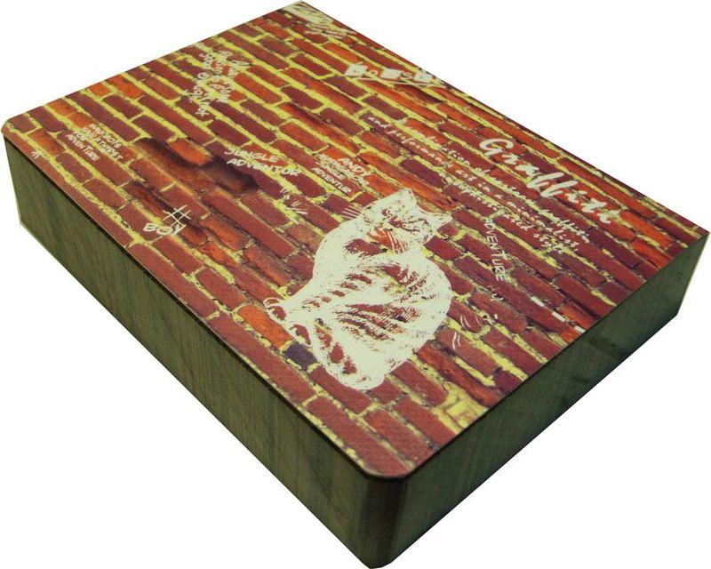 Карамба Блокнот Животные Кошка 200 листов72523WDБлокнот Карамба Животные Кошка - незаменимый атрибут современного человека, необходимый для рабочих и повседневных записей в офисе и дома. Блокнот содержит 200 листов.Блокнот станет достойным аксессуаром среди ваших канцелярских принадлежностей. Такой блокнот пригодится как для деловых людей, так и для любителей записывать свои мысли, писать мемуары или делать наброски новых стихотворений.