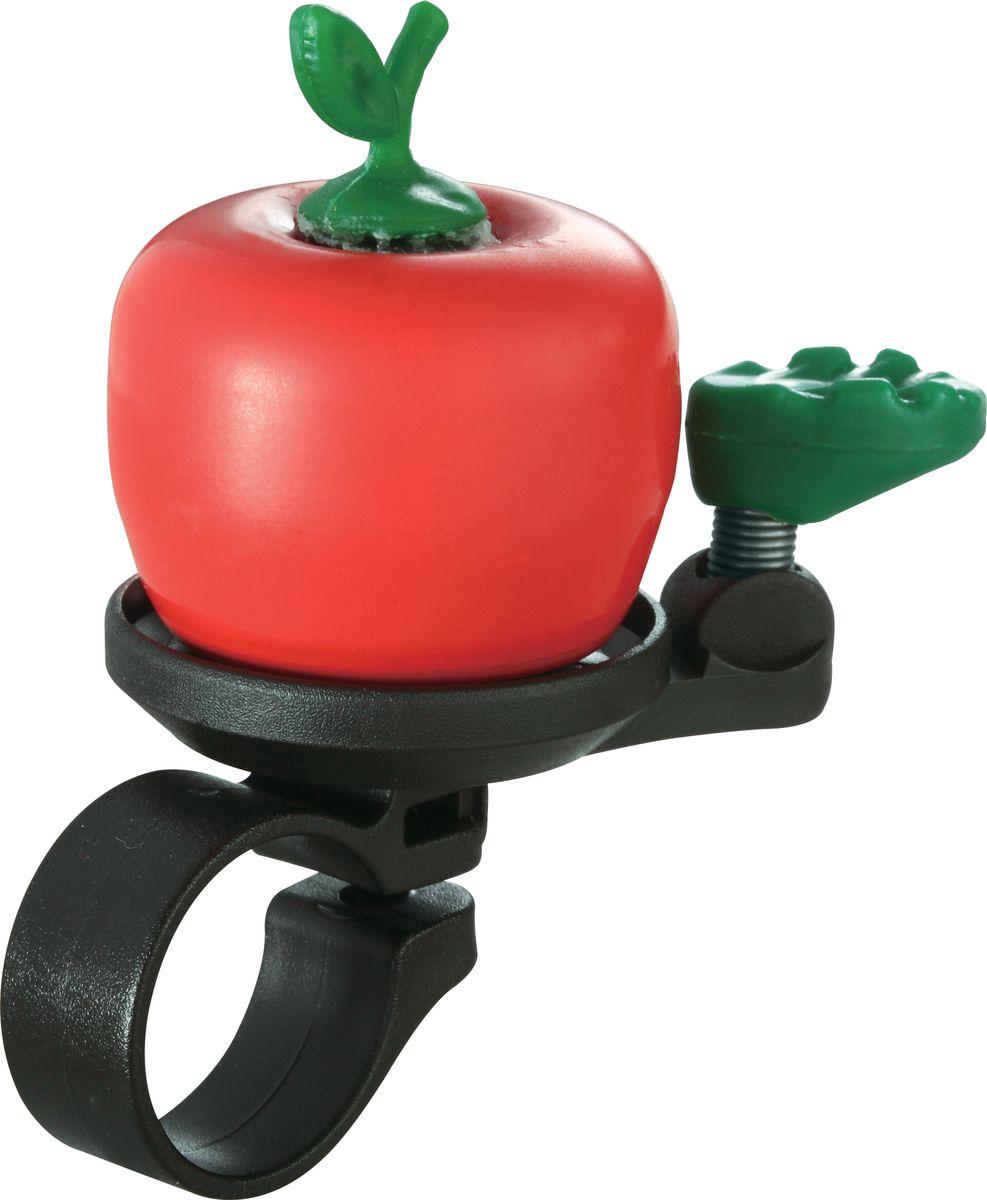 Звонок велосипедный Bike Attitude Apple, на руль 22,2 мм, цвет: красныйDLL0-CD610-2001Громкий и узнаваемый звук велосипедного звонка Bike Attitude Apple поможет обозначить себя на дороге и сделать движение более безопасным. Широкий язычок звонка удобен при использовании даже в перчатках. Звонок устанавливается на рули диаметром от 19 до 26,4 мм.Безопасен для детейBike Attitude – это крупнейший Тайваньский производитель высококачественных велосипедных аксессуаров и запчастей. Уже более 10-и лет Bike Attitude представляет свои товары в 15 странах мира.