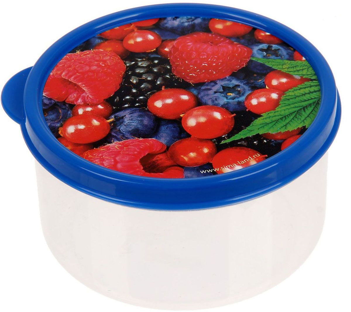 Ланч-бокс Доляна №1, круглый, 300 млSC-FD421005Если после вкусного обеда осталась еда, а насладиться трапезой хочется и на следующий день, ланч-бокс станет отличным решением данной проблемы!Такой контейнер является незаменимым предметом кухонной утвари, ведь у него много преимуществ:Простота ухода. Ланч-бокс достаточно промыть тёплой водой с небольшим количеством чистящего средства, и он снова готов к использованию.Вместительность. Большой выбор форм и объёма поможет разместить разнообразные продукты от сахара до супов.Эргономичность. Ланч-боксы очень легко хранить даже в самой маленькой кухне, так как их можно поставить один в другой по принципу матрёшки.Многофункциональность. Разнообразие цветов и форм делает возможным использование контейнеров не только на кухне, но и в других областях домашнего быта.Любители приготовления обеда на всю семью в большинстве случаев приобретают ланч-боксы наборами, так как это позволяет рассортировать продукты по всевозможным признакам. К тому же контейнеры среднего размера станут незаменимыми помощниками на работе: ведь что может быть приятнее, чем порадовать себя во время обеда прекрасной едой, заботливо сохранённой в контейнере?В качестве материала для изготовления используется пластик, что делает процесс ухода за контейнером ещё более эффективным. К каждому ланч-боксу в комплекте также прилагается крышка подходящего размера, это позволяет плотно и надёжно удерживать запах еды и упрощает процесс транспортировки.Однако рекомендуется соблюдать и меры предосторожности: не использовать пластиковые контейнеры в духовых шкафах и на открытом огне, а также не разогревать в микроволновых печах при закрытой крышке ланч-бокса. Соблюдение мер безопасности позволит продлить срок эксплуатации и сохранить отличный внешний вид изделия.Эргономичный дизайн и многофункциональность таких контейнеров — вот, что является причиной большой популярности данного предмета у каждой хозяйки. А в преддверии лета и дачного сезона такое приобретение позволит по