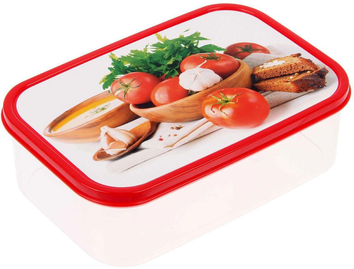 Ланч-бокс Доляна №3, прямоугольный, 1,2 лLU-1853Если после вкусного обеда осталась еда, а насладиться трапезой хочется и на следующий день, ланч-бокс станет отличным решением данной проблемы!Такой контейнер является незаменимым предметом кухонной утвари, ведь у него много преимуществ:Простота ухода. Ланч-бокс достаточно промыть тёплой водой с небольшим количеством чистящего средства, и он снова готов к использованию.Вместительность. Большой выбор форм и объёма поможет разместить разнообразные продукты от сахара до супов.Эргономичность. Ланч-боксы очень легко хранить даже в самой маленькой кухне, так как их можно поставить один в другой по принципу матрёшки.Многофункциональность. Разнообразие цветов и форм делает возможным использование контейнеров не только на кухне, но и в других областях домашнего быта.Любители приготовления обеда на всю семью в большинстве случаев приобретают ланч-боксы наборами, так как это позволяет рассортировать продукты по всевозможным признакам. К тому же контейнеры среднего размера станут незаменимыми помощниками на работе: ведь что может быть приятнее, чем порадовать себя во время обеда прекрасной едой, заботливо сохранённой в контейнере?В качестве материала для изготовления используется пластик, что делает процесс ухода за контейнером ещё более эффективным. К каждому ланч-боксу в комплекте также прилагается крышка подходящего размера, это позволяет плотно и надёжно удерживать запах еды и упрощает процесс транспортировки.Однако рекомендуется соблюдать и меры предосторожности: не использовать пластиковые контейнеры в духовых шкафах и на открытом огне, а также не разогревать в микроволновых печах при закрытой крышке ланч-бокса. Соблюдение мер безопасности позволит продлить срок эксплуатации и сохранить отличный внешний вид изделия.Эргономичный дизайн и многофункциональность таких контейнеров — вот, что является причиной большой популярности данного предмета у каждой хозяйки. А в преддверии лета и дачного сезона такое приобретение позволит п
