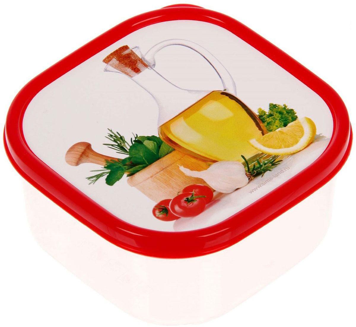 Ланч-бокс Доляна №5, квадратный, 450 мл115510Если после вкусного обеда осталась еда, а насладиться трапезой хочется и на следующий день, ланч-бокс станет отличным решением данной проблемы!Такой контейнер является незаменимым предметом кухонной утвари, ведь у него много преимуществ:Простота ухода. Ланч-бокс достаточно промыть тёплой водой с небольшим количеством чистящего средства, и он снова готов к использованию.Вместительность. Большой выбор форм и объёма поможет разместить разнообразные продукты от сахара до супов.Эргономичность. Ланч-боксы очень легко хранить даже в самой маленькой кухне, так как их можно поставить один в другой по принципу матрёшки.Многофункциональность. Разнообразие цветов и форм делает возможным использование контейнеров не только на кухне, но и в других областях домашнего быта.Любители приготовления обеда на всю семью в большинстве случаев приобретают ланч-боксы наборами, так как это позволяет рассортировать продукты по всевозможным признакам. К тому же контейнеры среднего размера станут незаменимыми помощниками на работе: ведь что может быть приятнее, чем порадовать себя во время обеда прекрасной едой, заботливо сохранённой в контейнере?В качестве материала для изготовления используется пластик, что делает процесс ухода за контейнером ещё более эффективным. К каждому ланч-боксу в комплекте также прилагается крышка подходящего размера, это позволяет плотно и надёжно удерживать запах еды и упрощает процесс транспортировки.Однако рекомендуется соблюдать и меры предосторожности: не использовать пластиковые контейнеры в духовых шкафах и на открытом огне, а также не разогревать в микроволновых печах при закрытой крышке ланч-бокса. Соблюдение мер безопасности позволит продлить срок эксплуатации и сохранить отличный внешний вид изделия.Эргономичный дизайн и многофункциональность таких контейнеров — вот, что является причиной большой популярности данного предмета у каждой хозяйки. А в преддверии лета и дачного сезона такое приобретение позволит подн