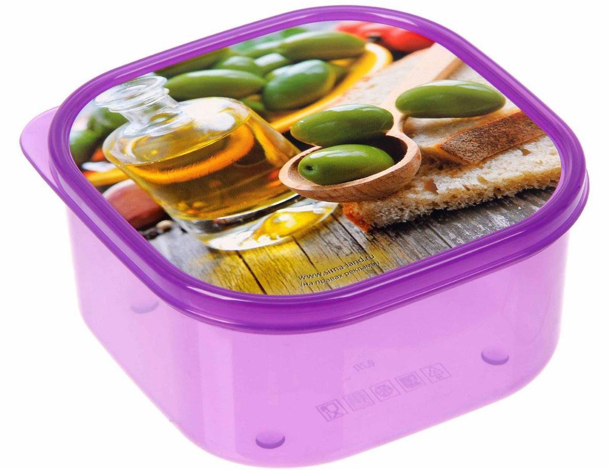 Ланч-бокс Доляна №19, квадратный, 700 млVT-1520(SR)Если после вкусного обеда осталась еда, а насладиться трапезой хочется и на следующий день, ланч-бокс станет отличным решением данной проблемы!Такой контейнер является незаменимым предметом кухонной утвари, ведь у него много преимуществ:Простота ухода. Ланч-бокс достаточно промыть тёплой водой с небольшим количеством чистящего средства, и он снова готов к использованию.Вместительность. Большой выбор форм и объёма поможет разместить разнообразные продукты от сахара до супов.Эргономичность. Ланч-боксы очень легко хранить даже в самой маленькой кухне, так как их можно поставить один в другой по принципу матрёшки.Многофункциональность. Разнообразие цветов и форм делает возможным использование контейнеров не только на кухне, но и в других областях домашнего быта.Любители приготовления обеда на всю семью в большинстве случаев приобретают ланч-боксы наборами, так как это позволяет рассортировать продукты по всевозможным признакам. К тому же контейнеры среднего размера станут незаменимыми помощниками на работе: ведь что может быть приятнее, чем порадовать себя во время обеда прекрасной едой, заботливо сохранённой в контейнере?В качестве материала для изготовления используется пластик, что делает процесс ухода за контейнером ещё более эффективным. К каждому ланч-боксу в комплекте также прилагается крышка подходящего размера, это позволяет плотно и надёжно удерживать запах еды и упрощает процесс транспортировки.Однако рекомендуется соблюдать и меры предосторожности: не использовать пластиковые контейнеры в духовых шкафах и на открытом огне, а также не разогревать в микроволновых печах при закрытой крышке ланч-бокса. Соблюдение мер безопасности позволит продлить срок эксплуатации и сохранить отличный внешний вид изделия.Эргономичный дизайн и многофункциональность таких контейнеров — вот, что является причиной большой популярности данного предмета у каждой хозяйки. А в преддверии лета и дачного сезона такое приобретение позволи