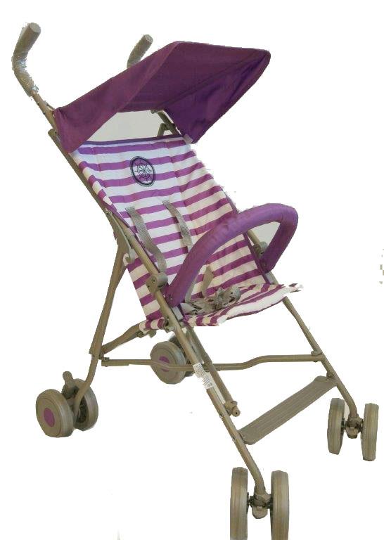 Mariner Коляска прогулочная цвет фиолетовый -  Коляски