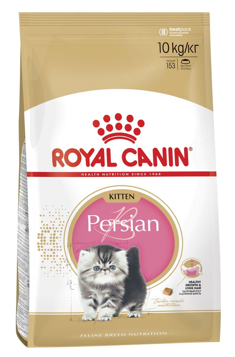 Корм сухой Royal Canin Kitten Persian, для котят персидской породы, в возрасте от 4 до 12 месяцев, 400 г0120710Сухой корм Royal Canin Kitten Persian предназначен для котят персидской породы, в возрасте от 4 до 12 месяцев.То, как протекала фаза роста, будет сказываться на здоровье персидского котенка на протяжении всей его жизни! Вот почему на данном этапе следует уделять котенку особое внимание, учитывая типичные характеристики породы, которые проявляются уже в раннем возрасте.Особенности корма:Ruby 6 - крокеты специальной формы, облегчающие захват и побуждающие персидских котят пережевывать пищу.Улучшенное пищеварение: эксклюзивное сочетание нутриентов обеспечивает безопасность пищеварения у персидских котят. Протеины с высокой степенью усвояемости (L.I.P.), а также оптимальное содержание клетчатки и пребиотиков гарантируют баланс кишечной микрофлоры.Поддержка естественных защитных механизмов: способствует укреплению естественных механизмов благодаря эксклюзивному комплексу антиоксидантов.Состав: дегидратированное мясо птицы, рис, животные жиры, кукуруза, изолят растительных белков, гидролизат белков животного происхождения, растительная клетчатка, свекольный жом, дрожжи, рыбий жир, минеральные вещества, соевое масло, фруктоолигосахариды, оболочка и семена подорожника (0,5 %), гидролизат дрожжей (источник мaннановых олигосахаридов), масло огуречника аптечного, экстракт бархатцев прямостоячих (источник лютеина).Питательные добавки: витамин A 29100 МЕ, витамин D3 800 МЕ, E1 (железо) 37 мг, E2 (йод) 3,7 мг, E4 (медь) 5 мг, E5 (марганец) 48 мг, E6 (цинк) 145 мг, E8 (селен) 0,08 мг; консерванты, антиоксиданты.Содержание питательных веществ: белки 32%, жиры 22%, минеральные вещества 7,1%, клетчатка пищевая 2,7%, жирные кислоты Омега 6 49,7 г, жирные кислоты Омега 3 10,6 г, жирные кислоты EPA и DHA 4 г, медь 15 мг.Товар сертифицирован.Уважаемые клиенты! Обращаем ваше внимание на возможные изменения в дизайне упаковки. Качественные характеристики товара остаются неизменным