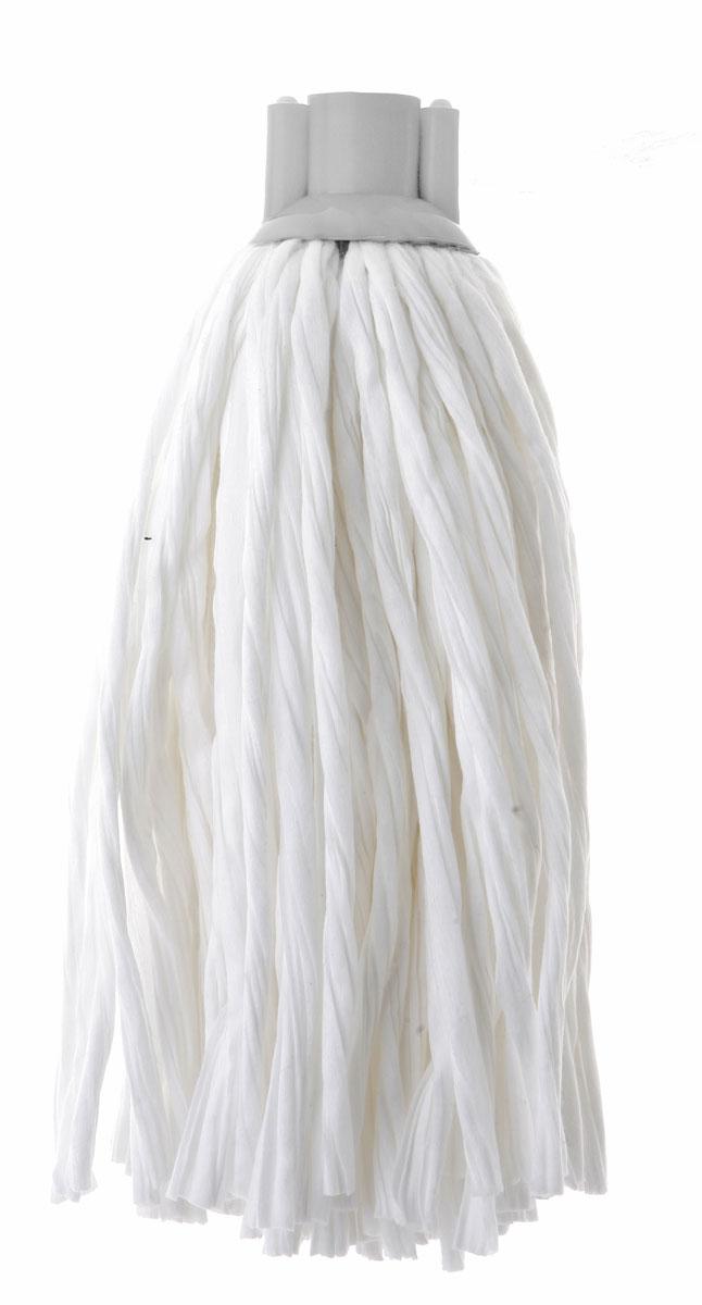 Насадка сменная Apex Girello Eco, для швабры, цвет: белый10503Сменная насадка Apex Girello Eco для швабры станет незаменимым атрибутом любой уборки. Она выполнена из синтетической ткани, которая обладает супер-впитывающими свойствами и улучшенной очищающей способностью. Идеально подходит для любого типа поверхностей и может использоваться с любыми моющими средствами, в том числе отбеливателем.Насадку можно стирать при температуре 40°С.