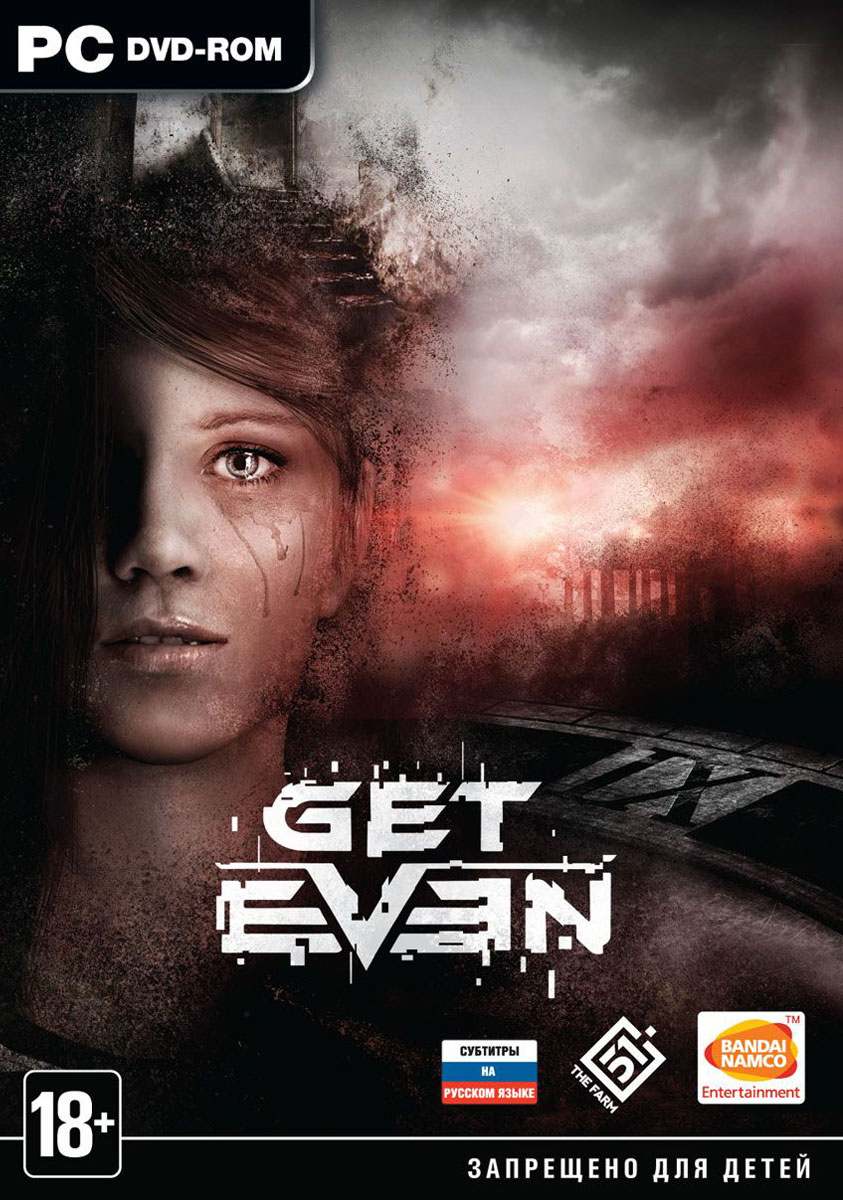 Get Even (3 DVD), The Farm 51 Group S.A.