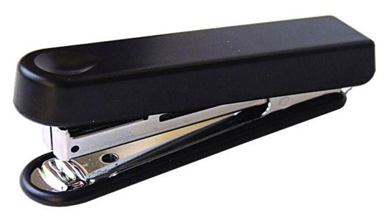 KW-Тrio Степлер 10 листов цвет черный