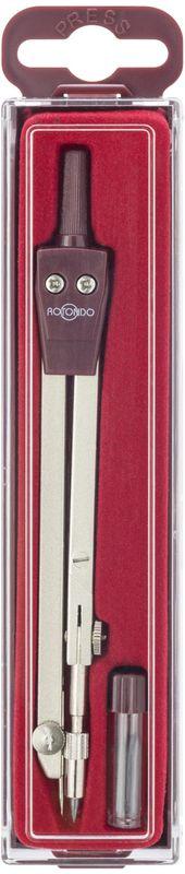 Rotondo Готовальня 2 предметаFS-36054Готовальня 2 предмета1. металлический циркуль 13.2 см с подвижной иглой2.доп.графит.стержни в контейнереАналог 84106, 82202, 85106