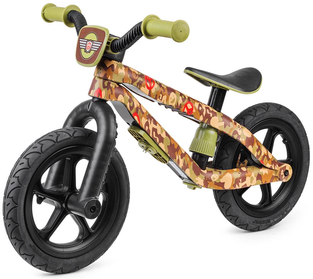 Chillafish Беговел детский BMXie Special Edition цвет камуфляж -  Беговелы