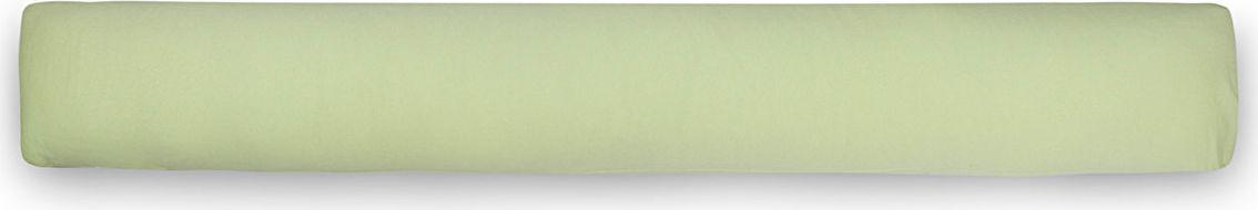Био-Подушка для всего тела I Mini цвет чехла салатовыйS03301004Био-подушка I Mini - это длинная подушка-обнимашка, которая непременно понравится детям и подросткам. Она удобна как длинная подушка для изголовья кровати, подушка-позиционер, большая подушка-игрушка. Идеальна в качестве подарка для ребенка любого возраста и даже для взрослых. Мягкий наполнитель из тонкого полиэфирного волокна (микроволокно) гигиеничен и прост в уходе (машинная стирка). Подушка мягкая и комфортная, равномерно наполнена. Вы можете сгибать и скручивать подушку, чтобы принять удобную позу, потом подушка вернет свою первоначальную форму. Съемная наволочка из хлопкового трикотажа очень мягкая и приятная к телу. Она легко надевается и снимается благодаря эластичности, не мнется, не линяет.