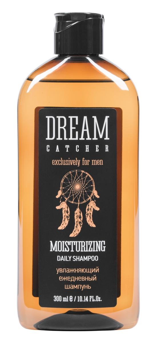 Dream Catcher Шампунь увлажняющий для ежедневного ухода Moisturizing daily shampoo, 300 млFS-00897Шампунь для ежедневного ухода эффективно очищает, увлажняет волосы и кожу головы. Провитамин В5 и гидролизат белков сои способствуют укреплению и питанию волосяных луковиц. Натуральный экстракт тимьяна восстанавливает здоровую микрофлору кожи головы. Экстракт семян льна обладает способностью разглаживать поверхность волос, возвращая им естественный блеск. В сочетании с инновационным кондиционером последнего поколения, натуральные ингредиенты дарят великолепный ухоженный вид вашим волосам.