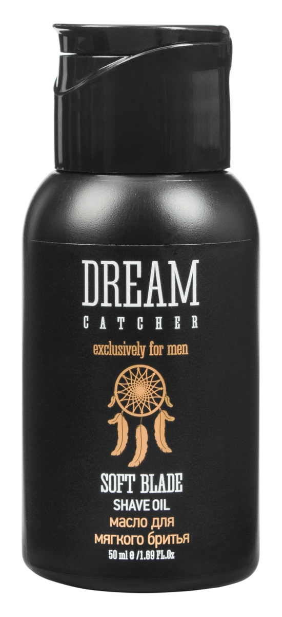 Dream Catcher Масло для мягкого бритья Soft shave oil, 50 млGE0701Комбинация натуральных растительных и эфирных масел для подготовки чувствительной кожи к бритью. Глубоко проникая в кожные поры обеспечивает защитный слой, идеально увлажняя и питая кожу. Большая концентрация витамина Е обеспечивает его антиоксидантные и защитные свойства. Масло способствует смягчению кожи и волос, что существенно облегчает процесс бритья.