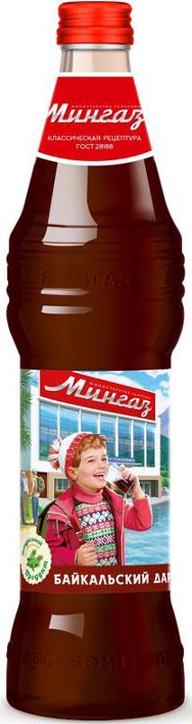 Мингаз Байкальский Дар напиток, 0,5 л1692100% натуральный лимонад. Без консервантов. Оригинальный дизайн, красиво обыгрывающий истории из жизни в советском прошлом.