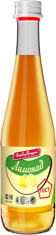 СоюзСладПродукт напиток Лимонад, 0,5 л0120710Произведен по ГОСТ на глюкозно-фруктозном сиропе. Без подсластителей. Имеет яркий привлекательный внешний вид. Стильный винтовой колпак делает открывание мягким и комфортным.