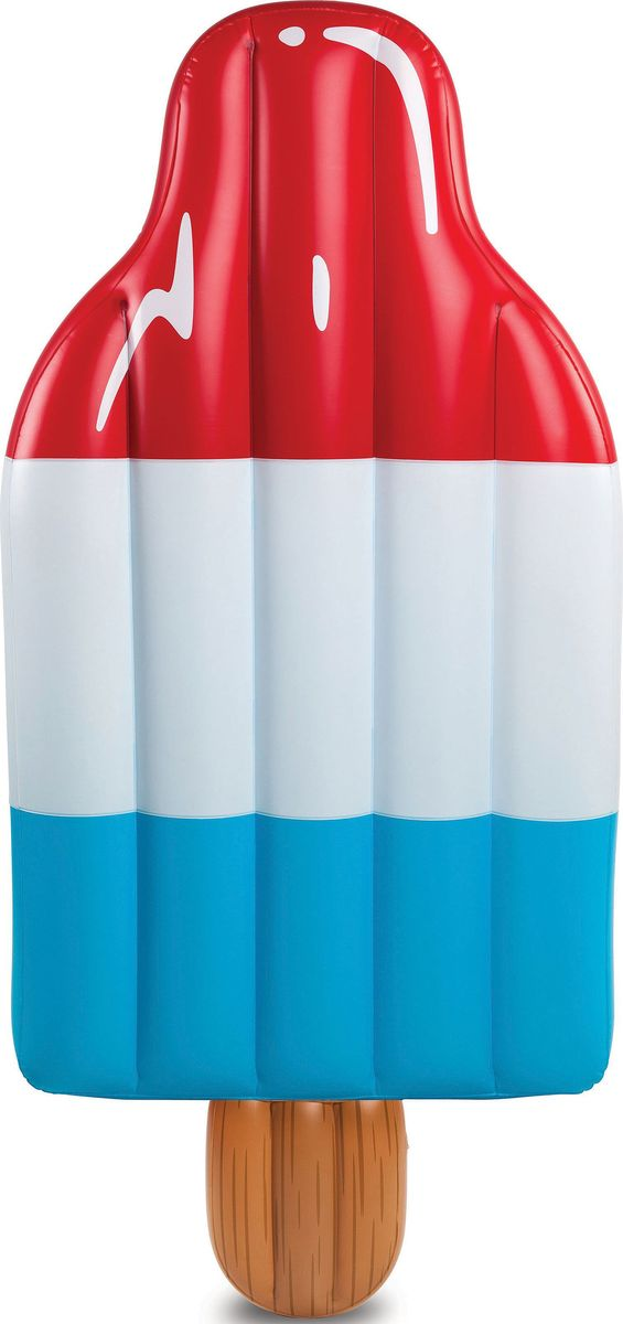 Матрас надувной BigMouth  Rocket Ice Pop  - Складная и надувная мебель