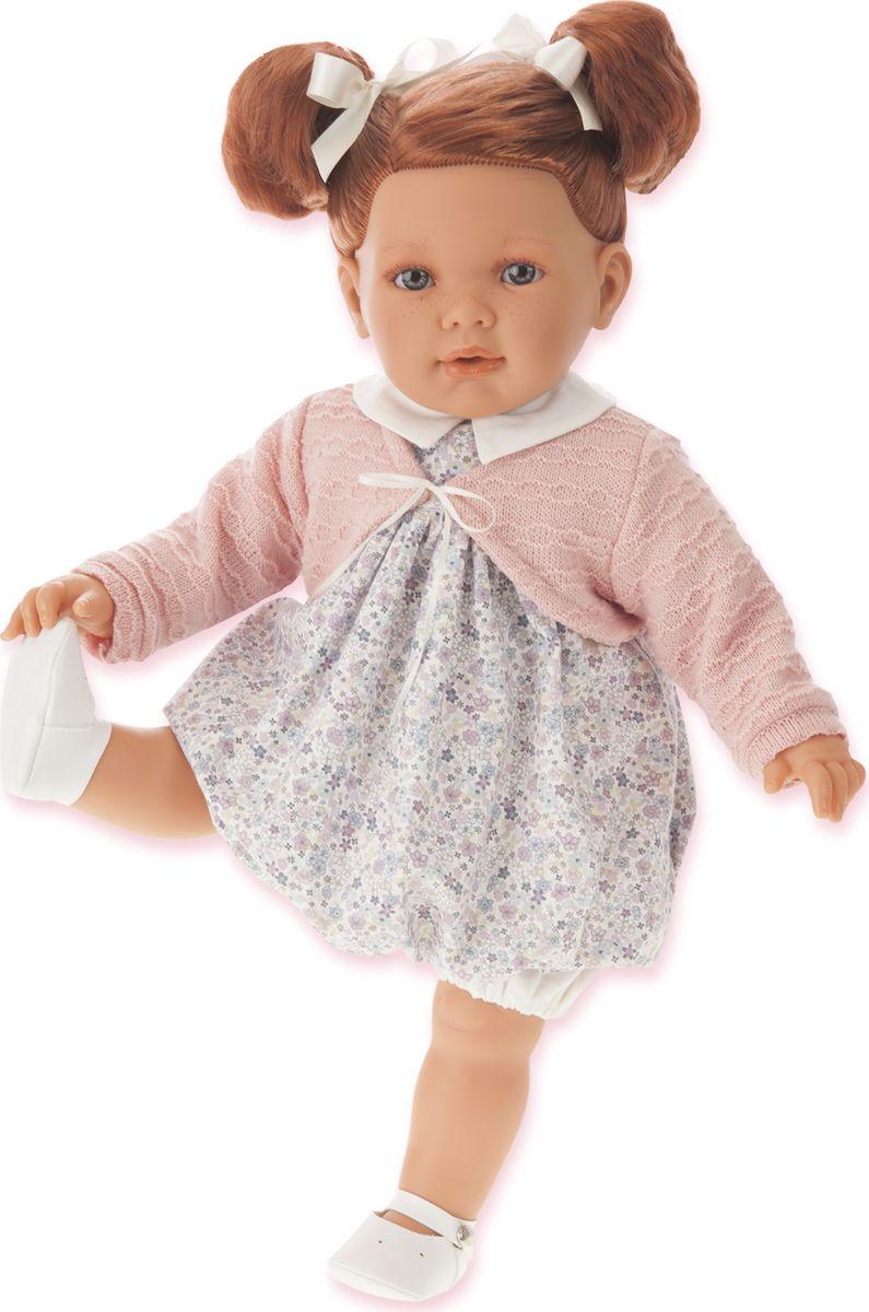 Juan Antonio Кукла Аделина рыжая куклы
