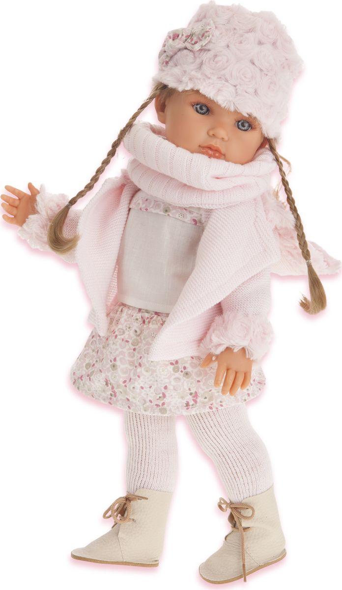 Juan Antonio Кукла Белла с шарфиком куклы
