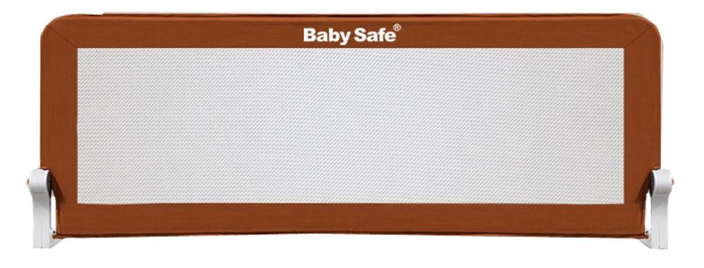 Baby Safe Барьер защитный для кроватки цвет коричневый 150 х 42 см -  Блокирующие и защитные устройства
