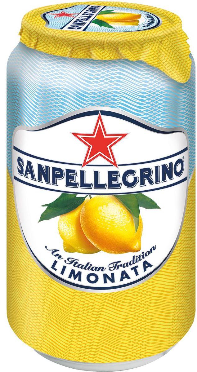 San Pellegrino Напиток сокосодержащий со вкусом лимона, 0,33 лNST-12228287Фруктовый напиток San Pellegrino - знаменитый во всем мире освежающий газированный напиток с соком фруктов, производится с 1930-х годов в Италии. Напиток содержит натуральный сок сочных и спелых сицилийских фруктов, собранных вручную, а низкое содержание углеводов и сахара делает напиток San Pellegrino доступным даже для тех, кто придерживается диеты. Основой для создания напитка служит минеральная вода, баланс между нежными пузырьками иароматом придает напитку неповторимый вкус. Фруктовые напитки San Pellegrino отлично утоляют жажду и являются прекрасным дополнением кежедневным трапезам. Согретые теплым итальянским солнцем фрукты дарят вам всю свою свежесть и аромат круглый год! 100% натуральные ингредиентыФрукты с острова СицилияОснова – минеральная водаСодержание сока – 16%, выше минимальной нормы, и чем у большинства конкурентовПониженное содержание сахараНатуральный вкус и аромат.