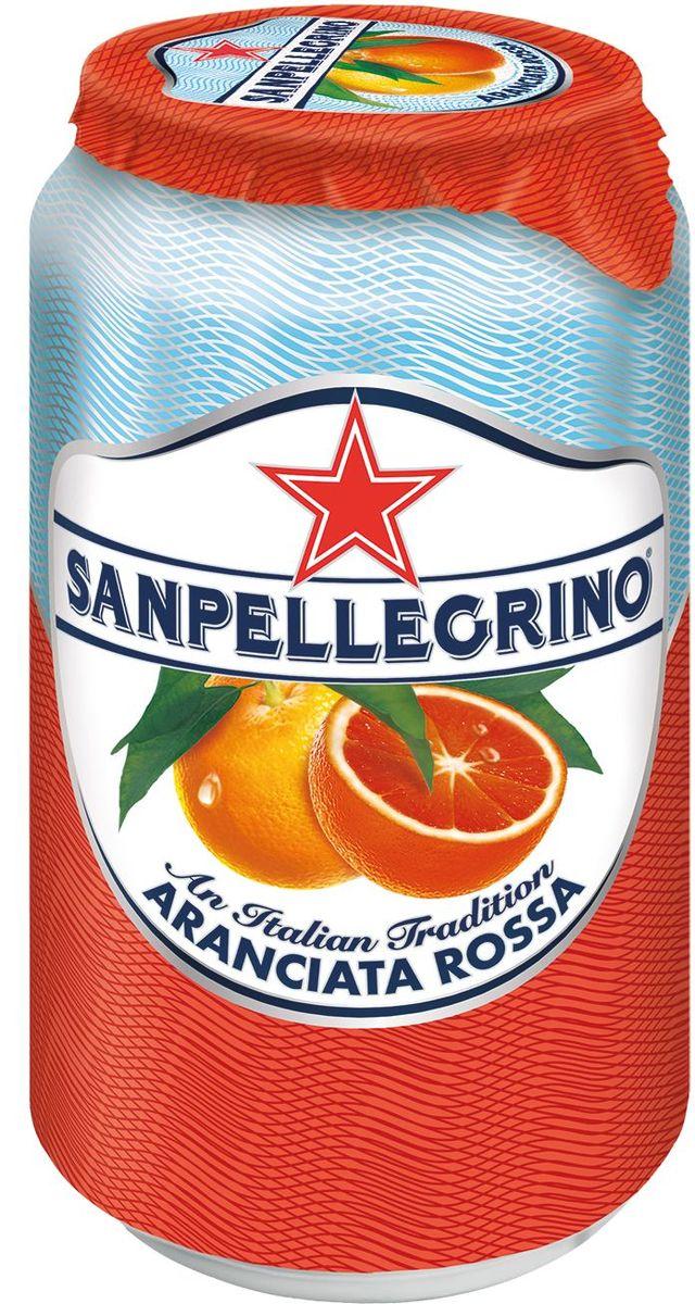 San Pellegrino Напиток сокосодержащий со вкусом красного апельсина, 0,33 лNST-12228289Фруктовый напиток San Pellegrino - знаменитый во всем мире освежающий газированный напиток с соком фруктов, производится с 1930х годов в Италии. Напиток содержит натуральный сок сочных и спелых сицилийских фруктов, собранных вручную, а низкое содержание углеводов и сахара делает напиток San Pellegrino доступным даже для тех, кто придерживается диеты. Основой для создания напитка служит минеральная вода, баланс между нежными пузырьками иароматом придает напитку неповторимый вкус. Фруктовые напитки San Pellegrino отлично утоляют жажду и являются прекрасным дополнением кежедневным трапезам. Согретые теплым итальянским солнцем фрукты дарят вам всю свою свежесть и аромат круглый год! 100% натуральные ингредиентыФрукты с острова СицилияОснова – минеральная вода.