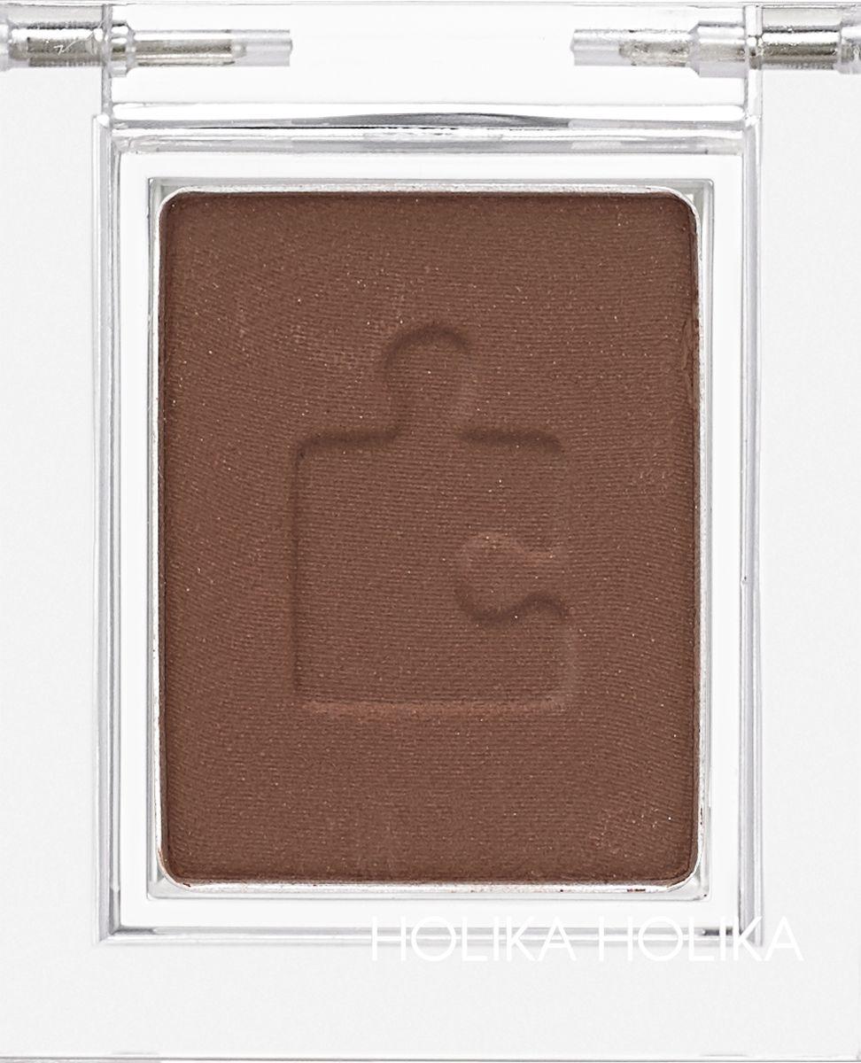 Holika Holika Тени для глаз Пис Мэтчинг, тон MBR03, коричневый,GESS-131Высокопигментированные и стойкие тени для глаз обеспечат тебе ровное покрытие на весь день без скатываний и потрескиваний. Играйся с цветами, пробуй самые смелые комбинации для ежедневного дневного макяжа или чарующих смоки, Линия Holika Holika Piece Matching Shadow дает свободу твоей фантазии.