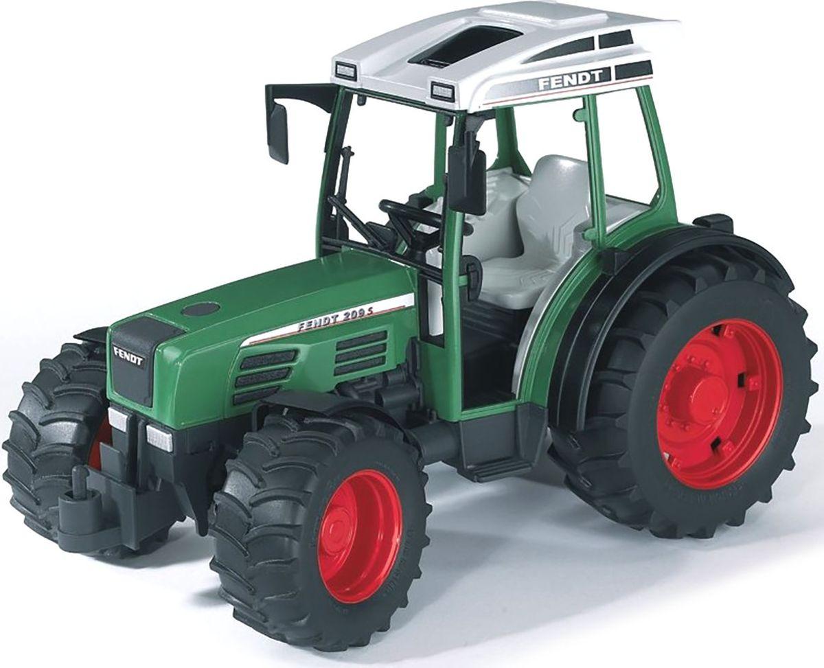 Bruder Трактор Fendt 209 S игрушка bruder fendt favorit 926 vario трактор с погрузчиком 02 062