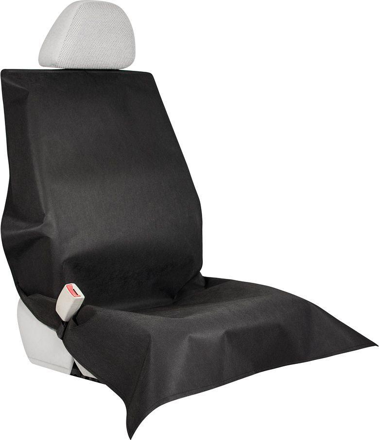 Накидка для перевозки собак Comfort Address, на переднее сиденье, 78 х 130 см. М 1200120710Накидка Comfort Address подходит для переднего сидения автомобиля. Она поможет удобно перевезти питомца и защитит сидение от пятен, шерсти и царапин. Изготовлена из спанбонда (100 г/м3), который обладает прекрасными свойствами: прочность, долговечность, экологичность.Накидка надевается на подголовник.Размер: 78 х 130 см.