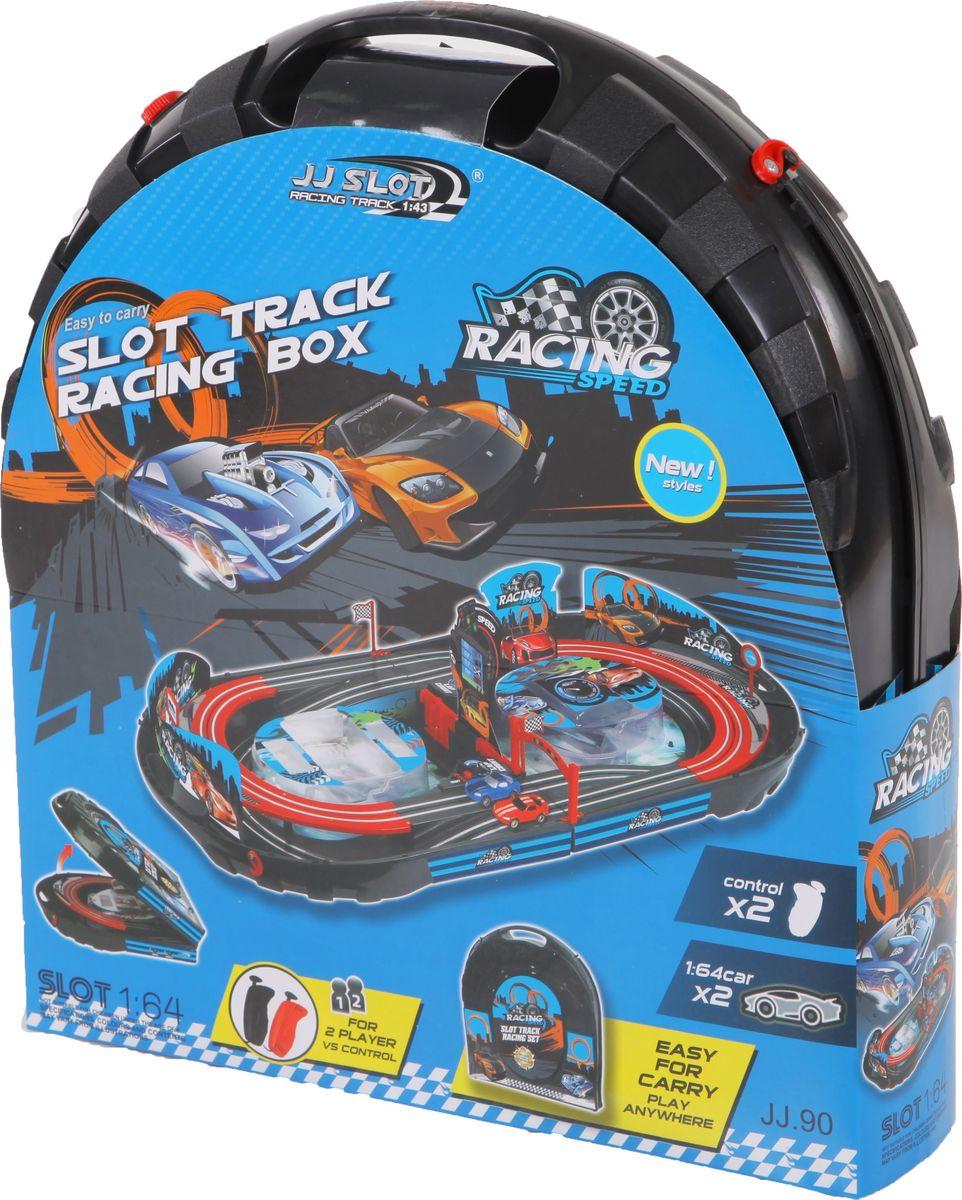 Yako Игрушечный трек Y255401 motormax игрушечный трек мини заправочная станция