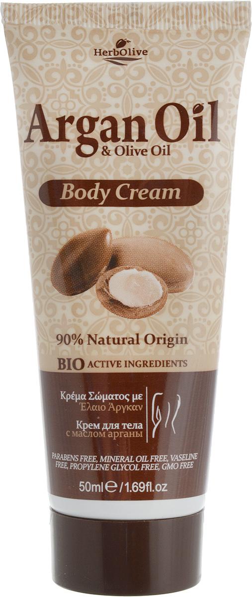 ArganOil Мини крем для тела увлажняющий 50 мл5200310405211Содержит органическое оливковое масло, подсолнечное масло, глицерин, натуральные компоненты богатые витаминами. Обеспечивает глубокое увлажнение ипитание, антивозрастное, успокаивающее действие, Обладает омолаживающим эффектом, придает коже здоровый вид исвежесть. Косметика произведена в Греции на основе органического сырья, НЕ СОДЕРЖИТ минеральные масла, вазелин, пропиленгликоль, парабены, генетически модифицированные продукты (ГМО)