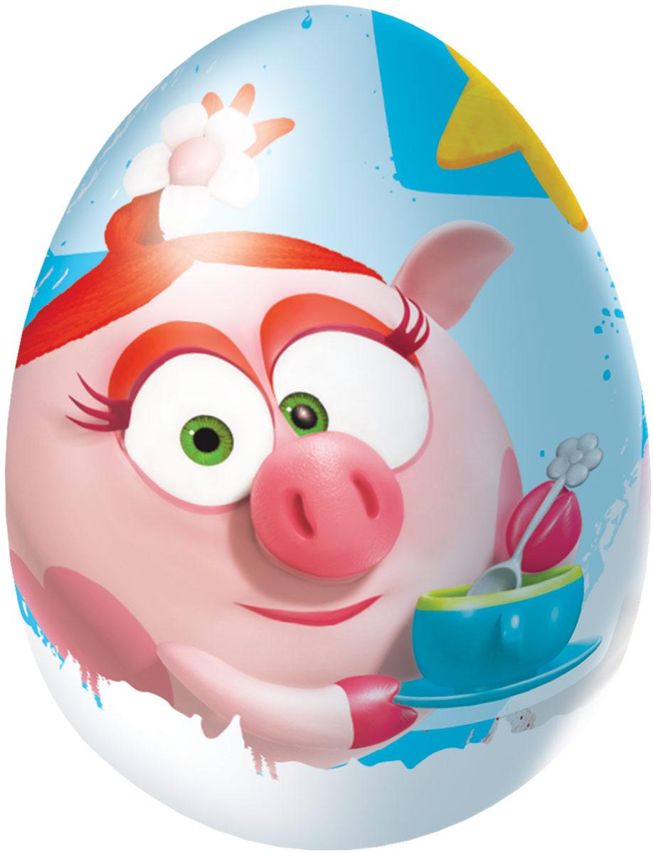 Смешарики молочный шоколад с сюрпризом 24 штуки по 20 г012071012 фигурок-раскрасок.УВАЖАЕМЫЕ КЛИЕНТЫ! Товар поставляется в цветовом ассортименте. Поставка осуществляется в зависимости от наличия на складе.