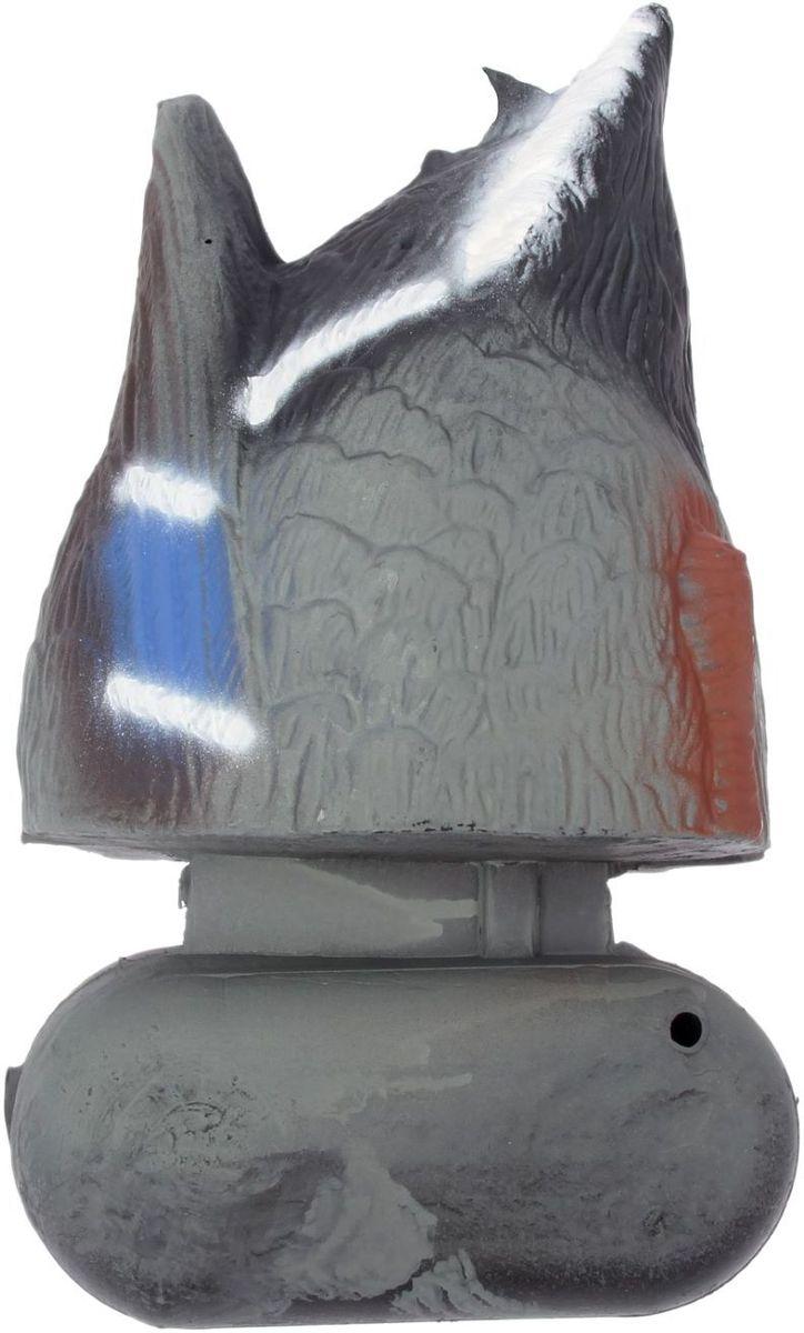 Фигура подсадная Кормящаяся кряква. Селезень1216304Подсадная фигура Кормящаяся кряква. Селезень выполнена из пластика, прошедшего специальную обработку, и покрыта антибликовыми красками. Материал отлично держится на воде и не крошится. Изделие имеет натуральную матовую окраску. Подсадное чучело часто используется для успешной охоты на уток, в основном на водоеме, в местах с хорошим обзором вокруг. Просто поместите его в место естественного обитания птицы, например, на воду или же в траву и примените манок. Не забудьте позаботиться о маскировке. Реалистичная подсадная фигура плюс духовой манок - и удачная охота обеспечена. Такая фигура также может использоваться для ландшафтного декора на дачном участке.
