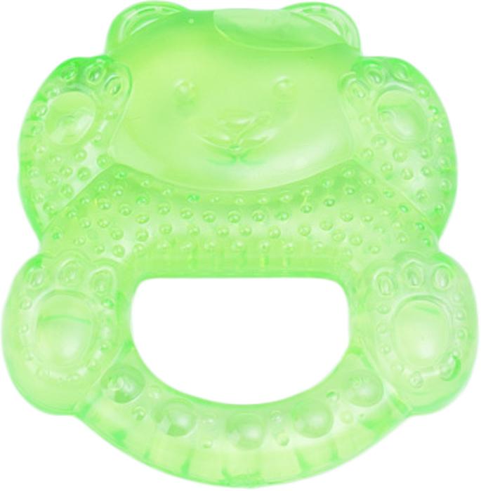 Canpol Babies Прорезыватель охлаждающий Медвежонок цвет зеленый