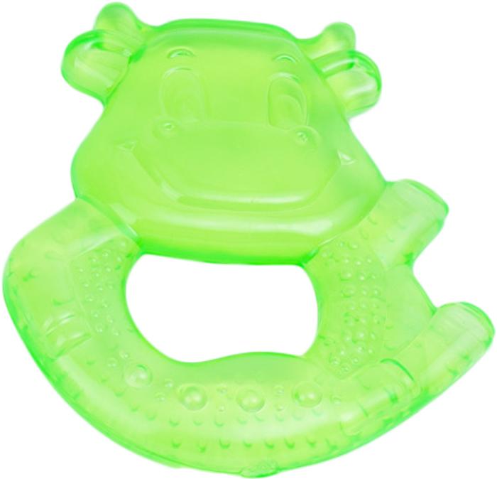 Canpol Babies Прорезыватель охлаждающий Коровка цвет зеленый