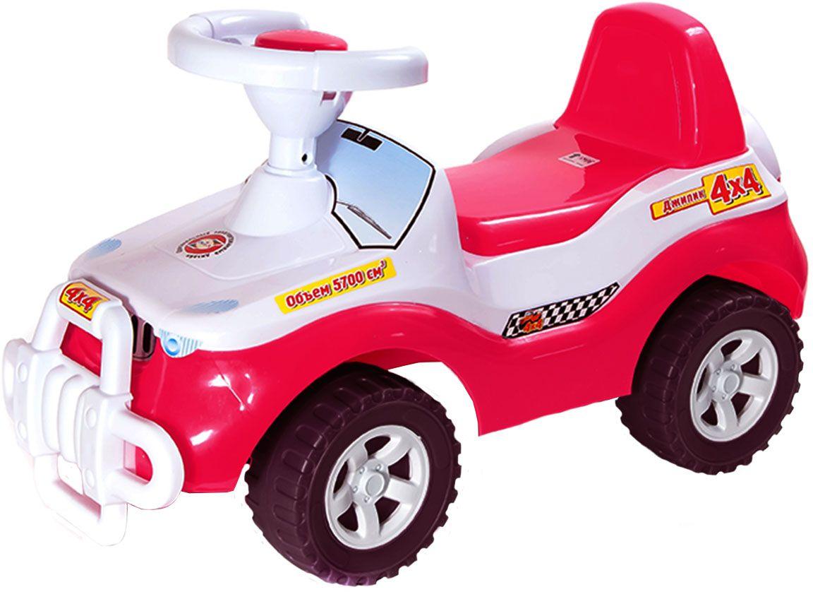 Орион Машина-каталка цвет красный