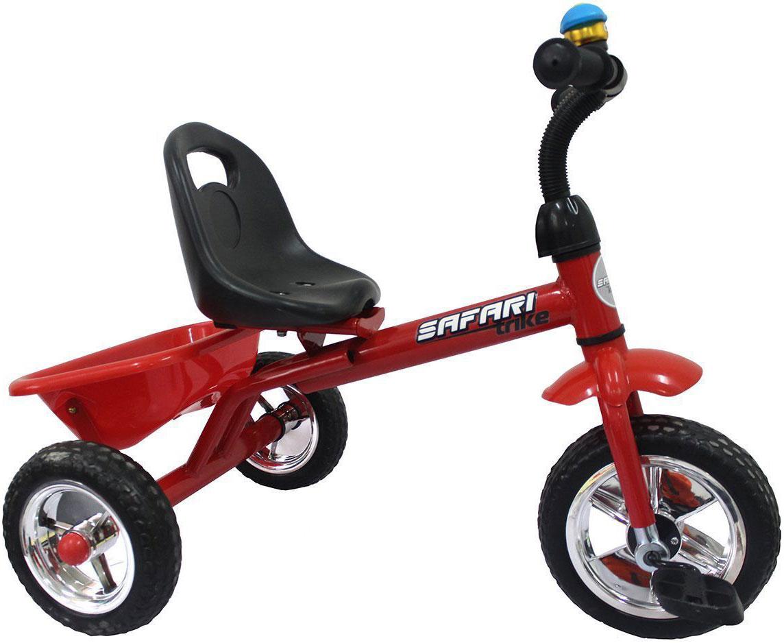 Safari Велосипед трехколесный Trike Kids цвет красный1005572