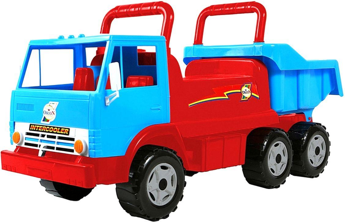 Орион Машина-каталка цвет голубой