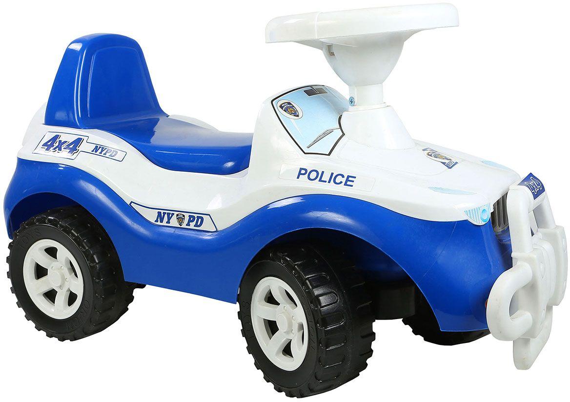Орион Машина-каталка цвет синий