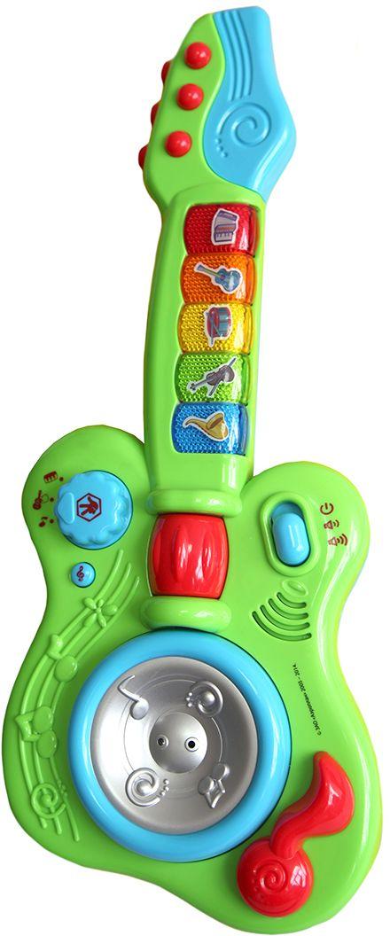 Фиксики Гитара GT8647 - Музыкальные инструменты