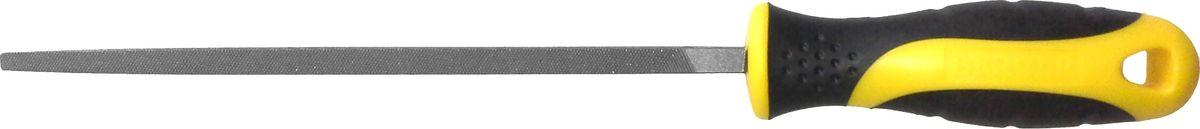 НапильникBerger, четырехгранный, с рукояткой, 200 мм. BG1151BG1156Напильник четырехгранный с рукояткой 200 мм BERGER BG1151
