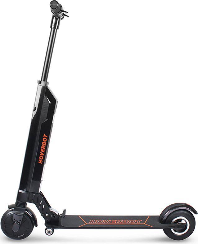 Электросамокат Hoverbot  F-7 Premium , цвет: Black (черный) - Электротранспорт