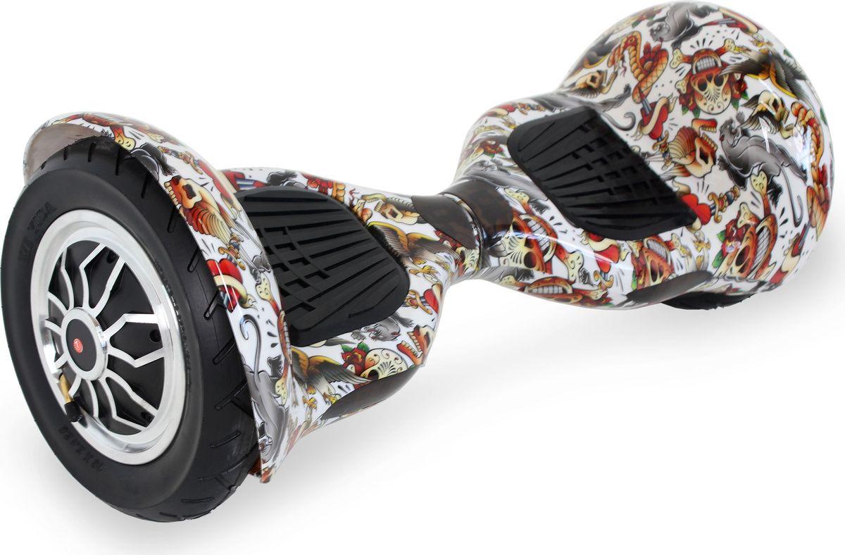 Гироcrenth Hoverbot C-1 Light, цвет: Scull (черный, мультиколор)AIRWHEEL M3-162.8Гироскутер Hoverbot C-1 Light это последнее слово в мире мобильного электротранспорта. Он имеет четкое управление, моментальный отклик датчиков на педалях и увеличенный запас хода. На одном заряде батареи гироскутер Hoverbot С-1 Light проедет до 25 км. Так же гаджет оснащен Bluetooth технологией и очень хорошей колонкой. Просто подключите ваш гаджет к устройству и наслаждайтесь любимой музыкой на полную мощность!!!Всегда узнаваемые формы и оригинальный дизайн Hoverbot C-1 Light говорят о его манёвренности и скорости. В комплекте идет сумка для удобной переноски устройства и имеется пульт управления, для более удобного использования. Яркие педали управления так и просят райдера начать движение на мощном гироскутере. Модель Hoverbot С-1 Light это всегда гарантия качества, и залог хорошего настроения!