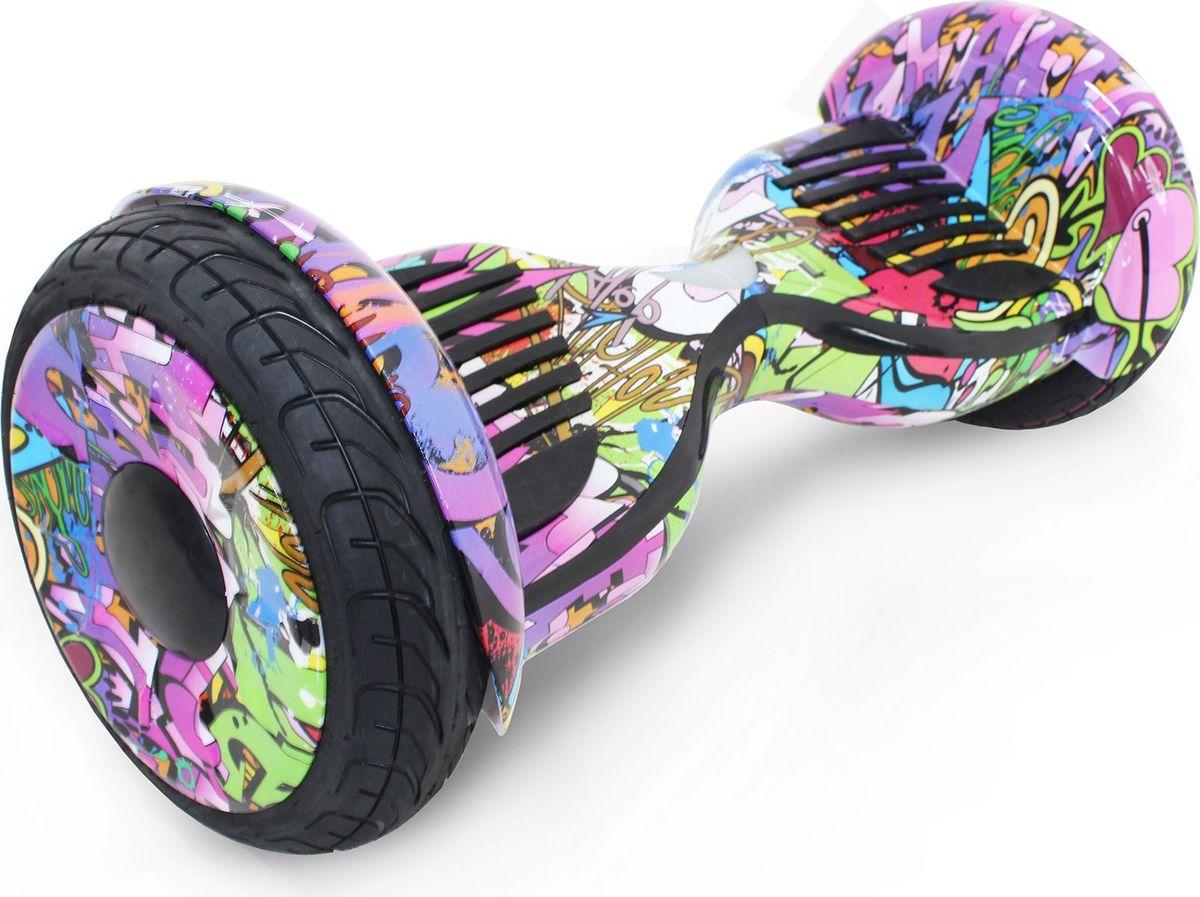 Гироскутер Hoverbot C-2 Light, цвет: Purple Multicolor (пурпурный, мультиколор)AIRWHEEL Q3-340WH-BLACKГироскутер Hoverbot C-2 Light это последнее слово в мире мобильного электротранспорта. Он имеет четкое управление, моментальный отклик датчиков на педалях и увеличенный запас хода. На одном заряде батареи гироскутер Hoverbot C-2 Light проедет до 20 км. Так же гаджет оснащен Bluetooth технологией и очень хорошей колонкой, просто подключите ваш гаджет к устройству и наслаждайтесь любимой музыкой на полную мощность!!! Обтекаемые формы и оригинальный дизайн Hoverbot C-2 Light говорят о его манёвренности и скорости. В комплекте идет сумка для удобной переноски устройства и имеется пульт управления, для более удобного использования. Яркие педали управления так и просят райдера начать движение на мощном гироскутере. Модель Hoverbot С-2 Light это всегда гарантия качества, и залог хорошего настроения!