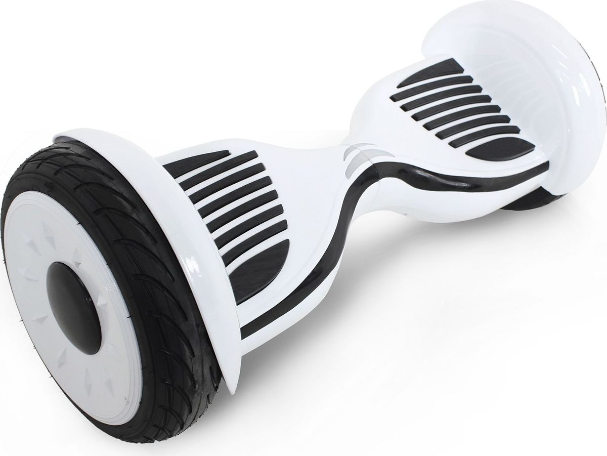 Гироскутер Hoverbot  C-2 Light , цвет: White Black (бело-черный) - Электротранспорт