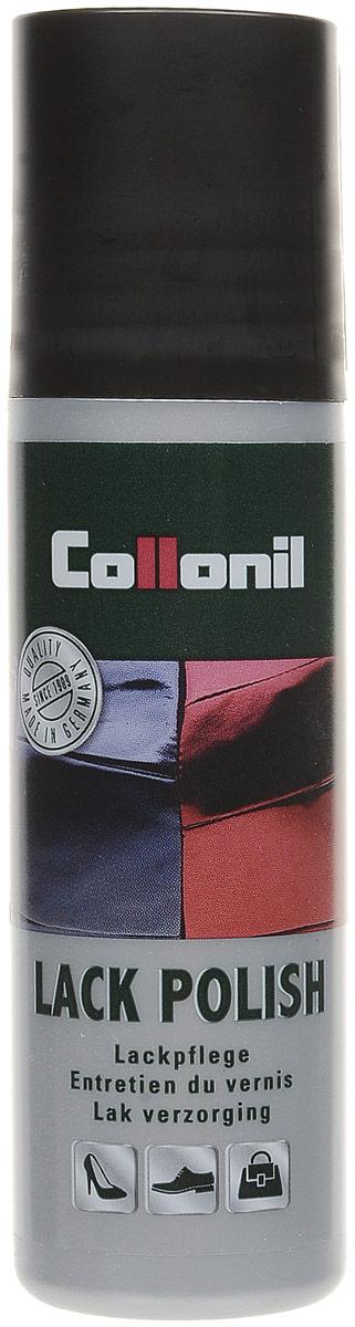 Жидкость для лакированной обуви Collonil Lack Polish, цвет: черный, 100 млMW-3101Средство для ухода за лаковой кожей Collonil Lack Polish придает блеск, защищает от образования трещин и заломов лак, кожу рептилий и синтетику. Высокая концентрация средства делает его очень экономичным и эффективным. Способ применения: флакон взболтать и нанести его равномерным, тонким слоем на очищенную кожу, дать просохнуть, отполировать. Регулярное использование средства обеспечивает оптимальный уход за кожей. Объем: 100 мл. Товар сертифицирован.