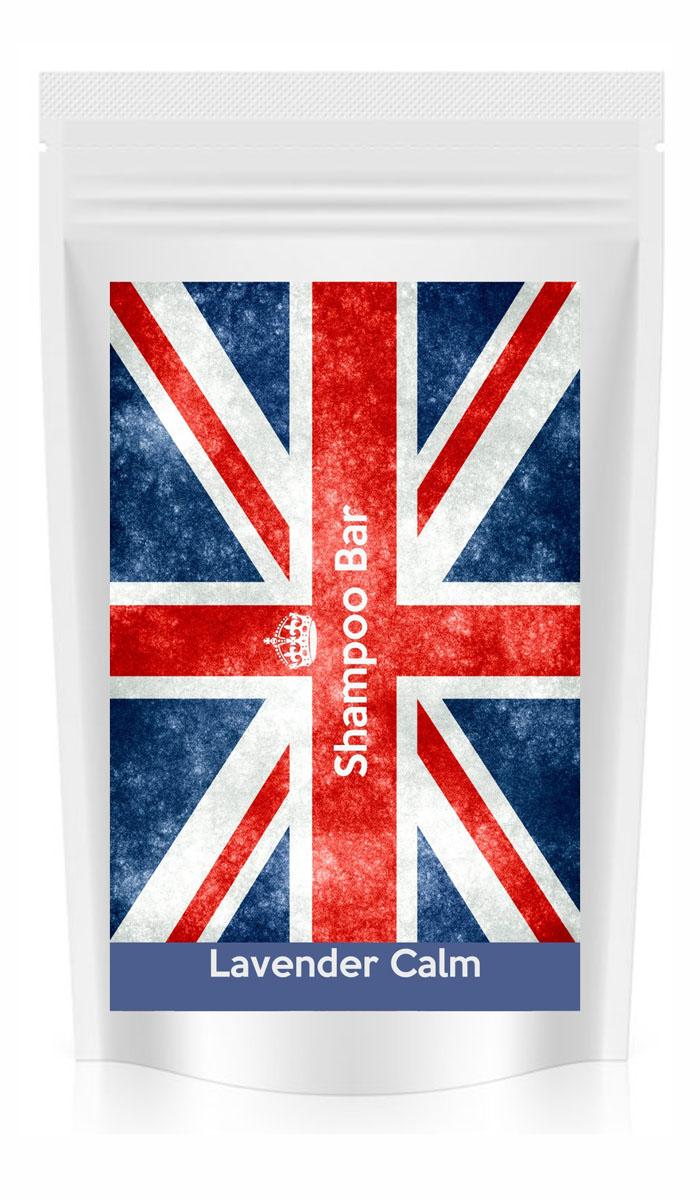 Shampoo Bar Твердый шампунь-антистресс 6в1 Lavender Calm, 80 грFS-54100Натуральный твердый шампунь-антистресс без парабенов и Sls Shampoo Bar 6in1 Lavender Calm с маслом лаванды, ромашкой и маслом ши (карите). Восстанавливает структуру волос, бережно очищает и ухаживает за кожей головы. Идеален для вечернего применения. Не требует кондиционера за счет органических масел в составе.