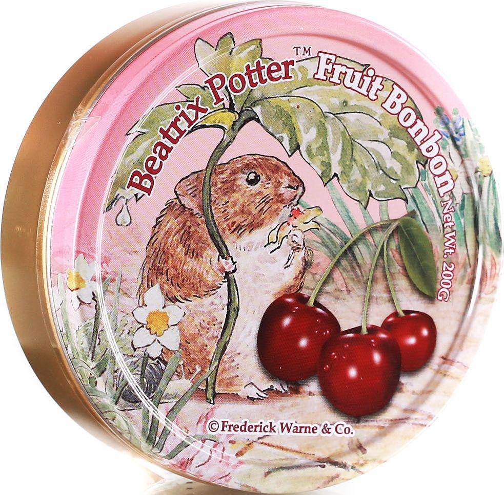 Beatrix Potter Вишня леденцы, 200 г6.6.14Леденцы со вкусом вишни.