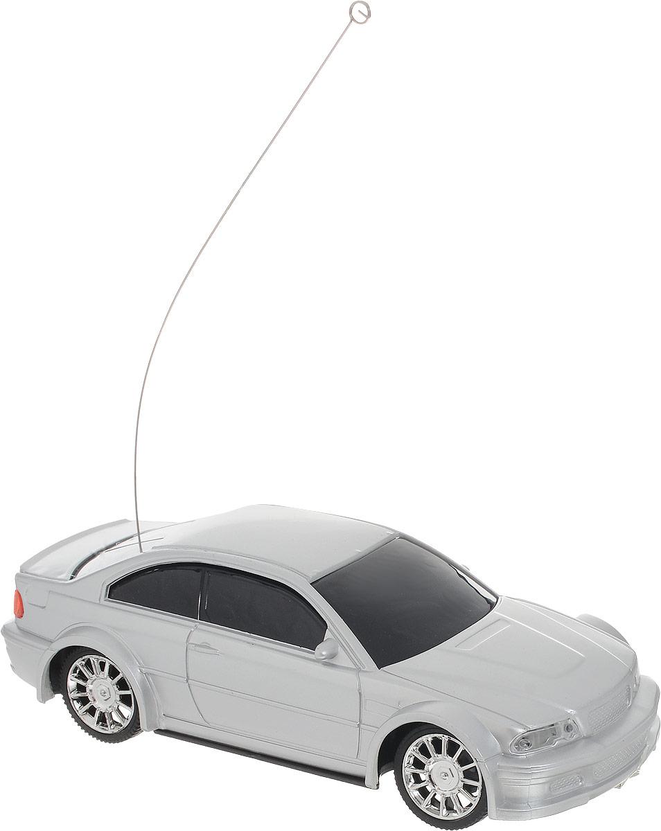 Yako Машина на радиоуправлении цвет серебристый Y19242004