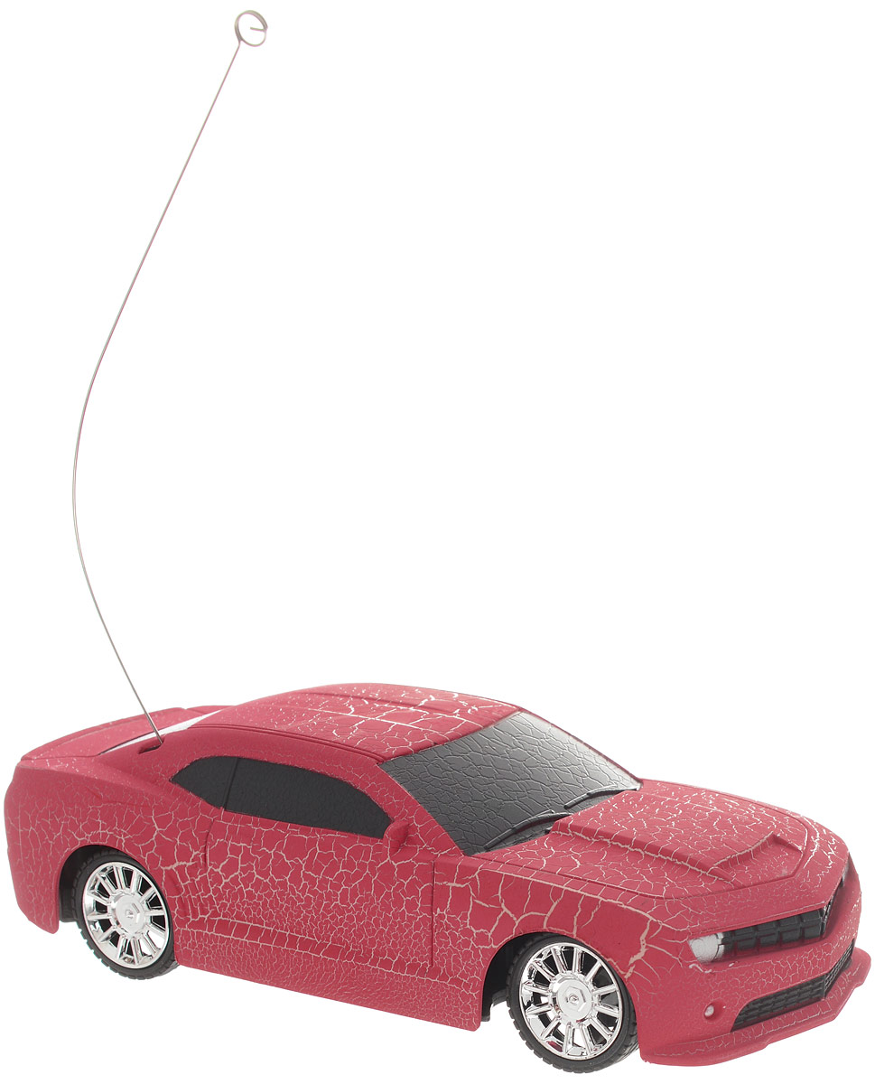 """Машина на радиоуправлении """"Yako"""" выполнена в стильном дизайне с детальной проработкой корпуса.Изготовлена машинка из качественных и безопасных материалов. Управление происходит при помощи пульта дистанционного управления, работающего на частоте 27МГц. Машинка может двигаться вперед-назад, поворачивать налево-направо, останавливаться. Игрушечный автомобиль сможет прекрасно дополнить коллекцию юного любителя скоростных машин.Радиоуправляемые игрушки способствуют развитию координации движений, моторики и ловкости.Для работы машинки необходимо купить 3 батарейки напряжением 1,5V типа АА (не входят в комплект). Для работы пульта управления необходимо купить 2 батарейки напряжением 1,5V типа АА (не входят в комплект)."""